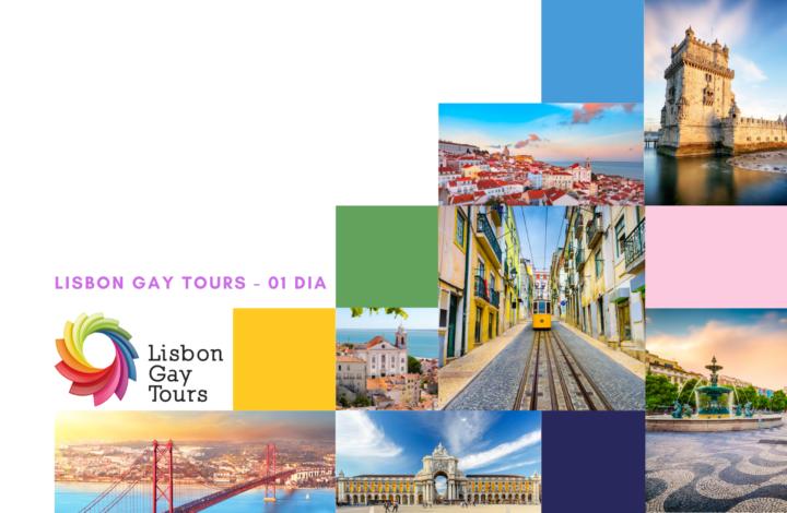 Lisboa Gay Tour 1 Dia