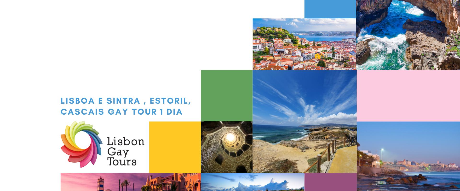 Lisbon and Sintra, Estoril, Cascais Full Day Tour