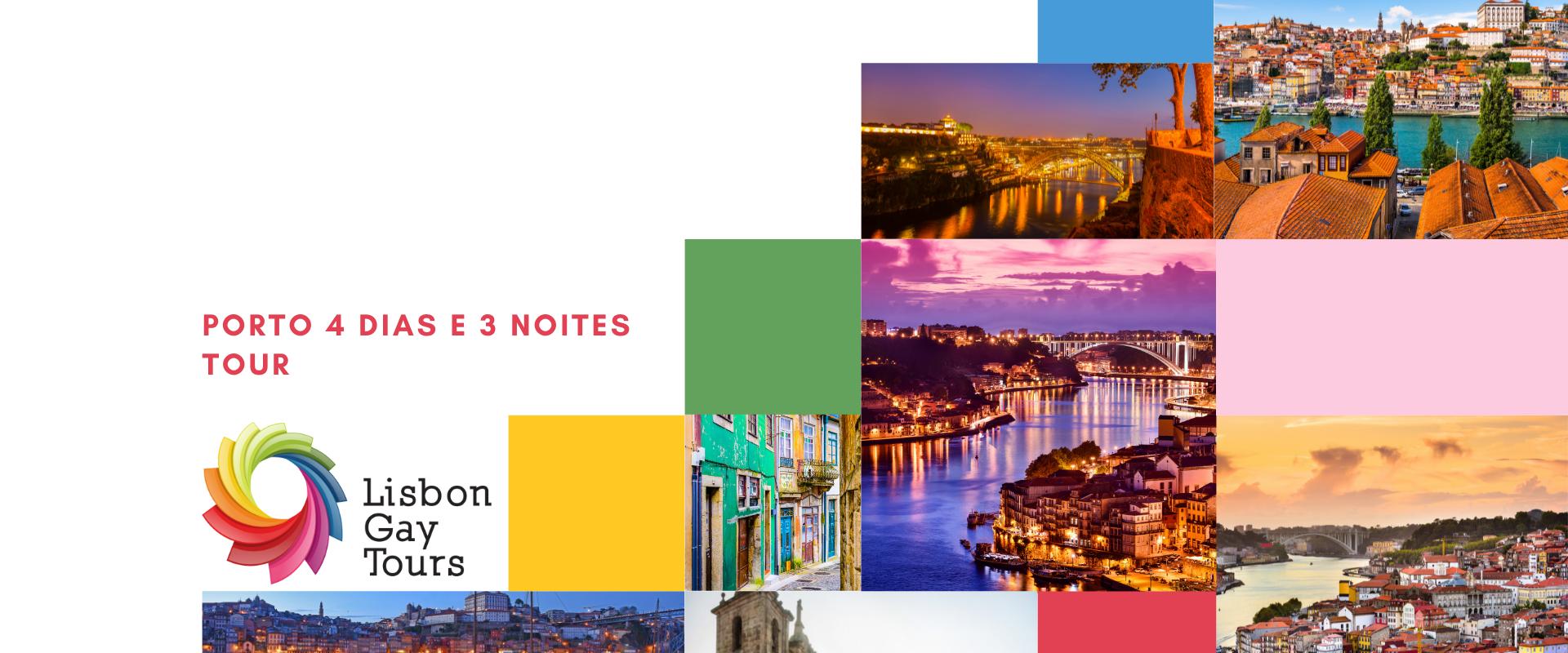 Porto 4 Dias e 3 Noites Tour