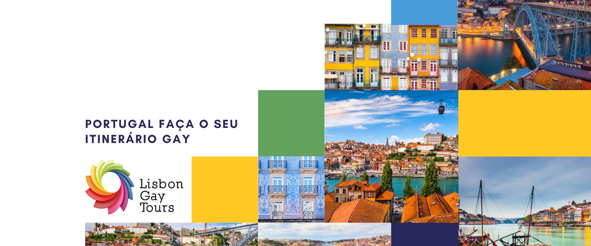 Portugal Faça o Seu Itinerário