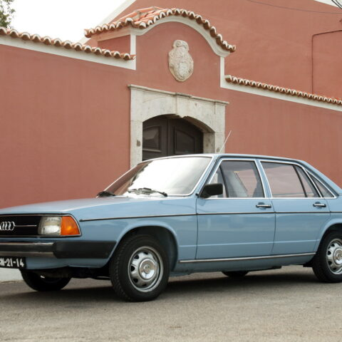 Audi 1977